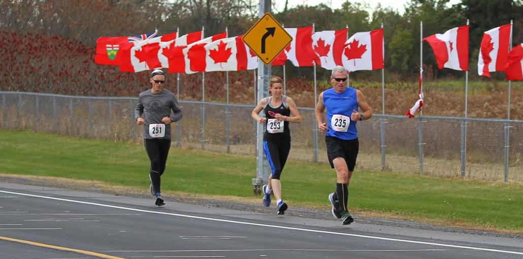 Anniversary Run 2015. Photo credit: David Lee