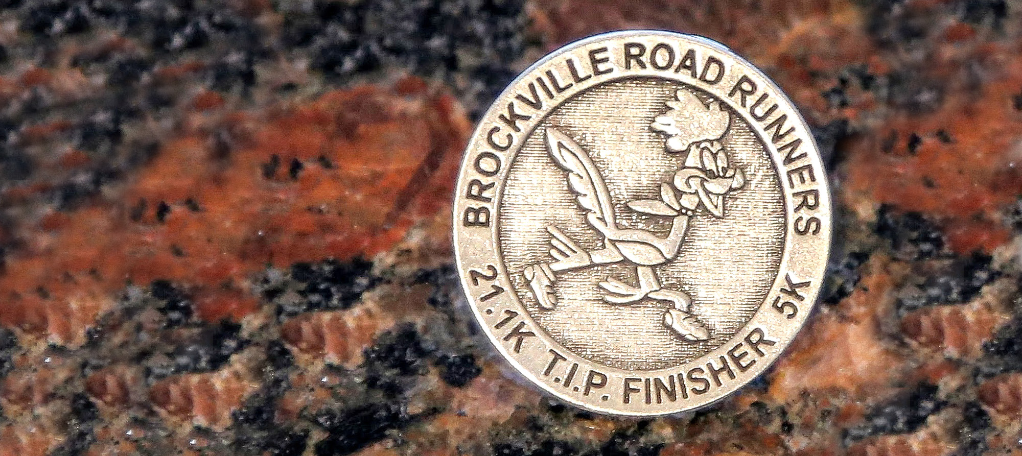 BrockvilleHalf5K-Medal